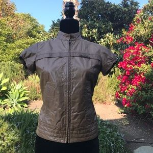 Fred Mello Leather vest